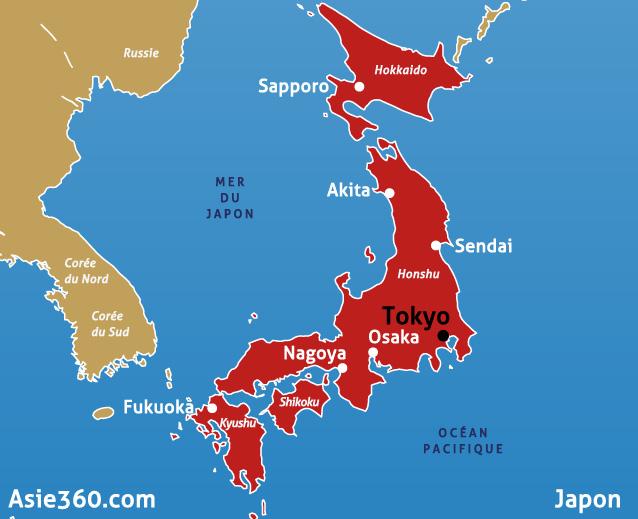 FELIX, LE JAPON Á LA PLACE DE LA CHINE ? Japon