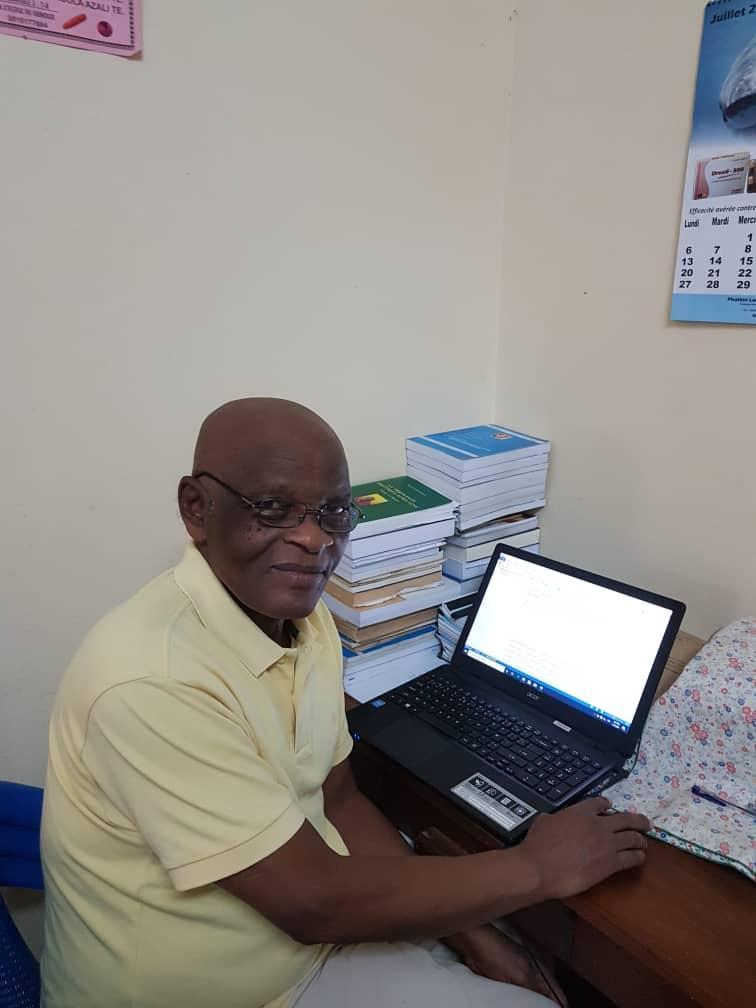 Pasteur Emmanuel Elumbu