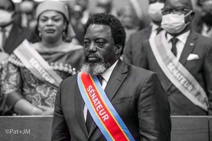 Rentrée parlementaire : L'ancien président de la RDC, Joseph Kabila siège pour la première fois au Sénat (CongoForum)