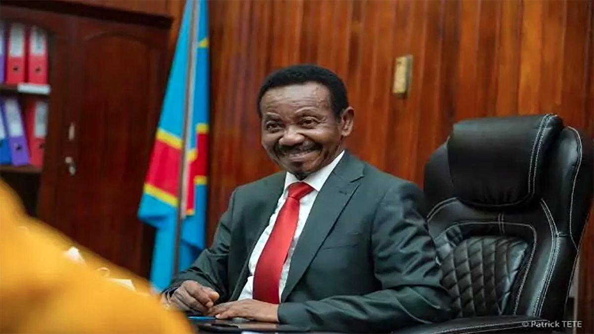 Assemblée Nationale : « Pas de lien entre la tournée du bureau auprès de confessions religieuses et la désignation du président de la Ceni », dixit Mboso (CongoForum)