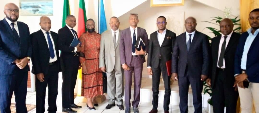 Diaspora : RDCIF, un fonds d'investissement pour financer les projets de développement publics et privés en RDC a été présentée à la chancellerie congolaise au Cameroun (CongoForum)