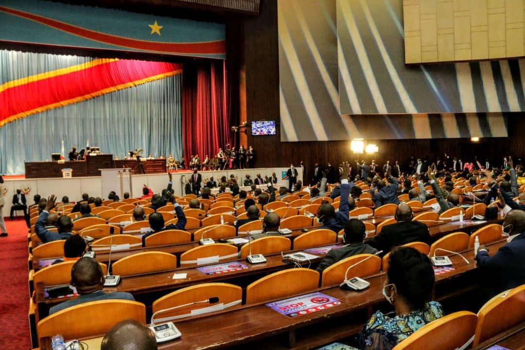 Assemblée nationale : la Conférence des présidents adopte le calendrier des activités de la session de mars 2021(CongoForum)