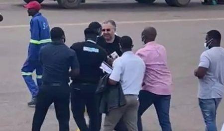 Un présumé trafiquant d'armes et consul biélorusse arrêté à l'aéroport de Lubumbashi au moment de son départ (CongoForum)