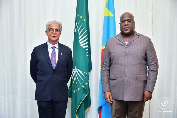 Port de Banana : l'accord renégocié entre la Présidence de la République et Groupe DPWorld (CongoForum)