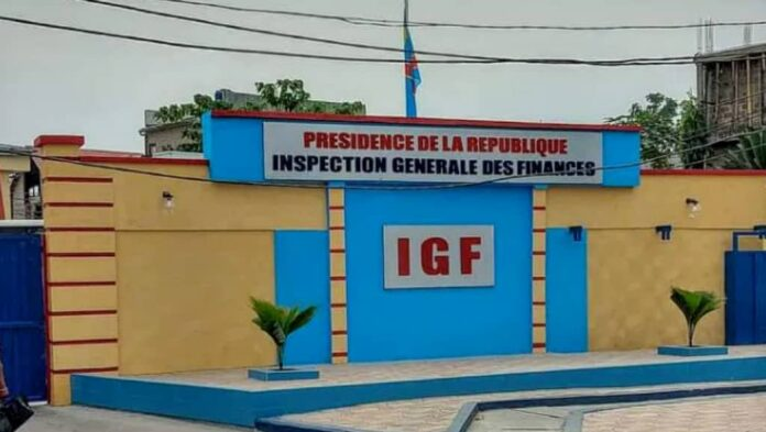 Finances : l'IGF note une augmentation de 60 % des recettes de régies financières les 4 derniers mois (CongoForum)
