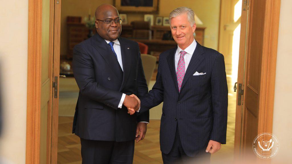 Le Roi des Belges annule son voyage en RDC en raison des circonstances sanitaires liées à la pandémie de Covid-19 (Congoforum)