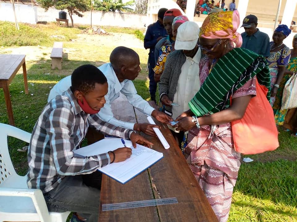 Nyiragongo : des voix s'élèvent pour dénoncer des abus dans la gestion de l'aide humanitaire destinée aux déplacés de Goma
