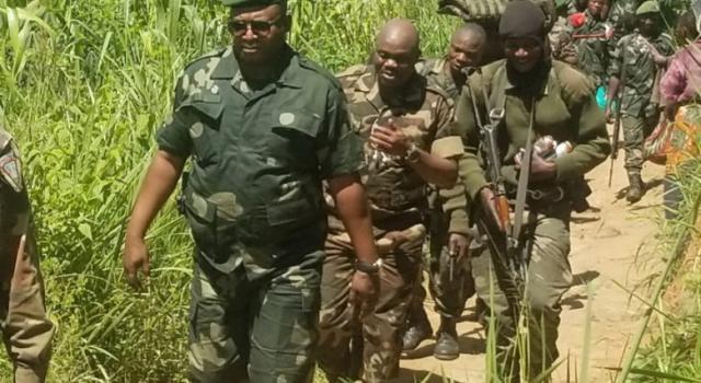 Nord-Kivu : 70 miliciens du groupe armé ACNDH déposent les armes et se rendent aux FARDC (Congoforum)