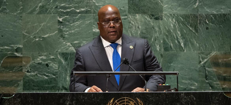 76ème Assemblée générale de l'ONU : le Président Félix Tshisekedi a abordé plusieurs questions relatives au continent et à la RDC(Congoforum)