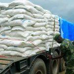 Le maïs produit par les Kulunas à Kanyama Kasese vendu à un prix accessible à tous sur le marché (Congoforum)