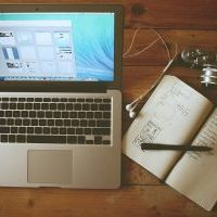 Blogger-beeld