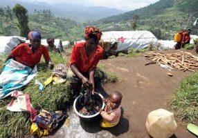 Ontheemden-Oost-Congo